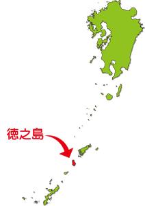 徳之島へのアクセス